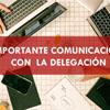Mantener una importante comunicacion con la delegación
