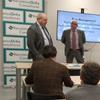 Jornada de trabajo del Cluster Arahealth y Recoletos Consultores en Zaragoza